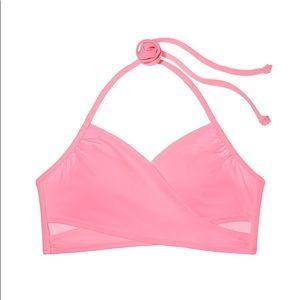 New Victoria's Secret PINK LACE-UP BACK BODY WRAP